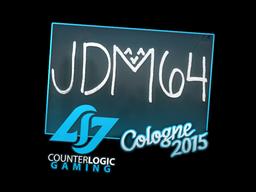 Sticker   jdm64   Cologne 2015