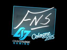 Sticker | FNS | Cologne 2015