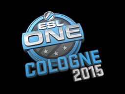 Sticker | ESL | Cologne 2015