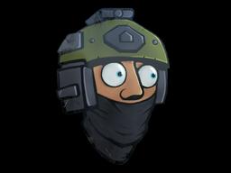 Sticker | Terrorized