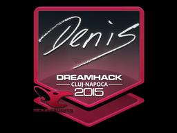 Sticker   denis   Cluj-Napoca 2015