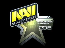 Sticker | Natus Vincere (Foil) | Cluj-Napoca 2015