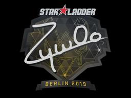 Sticker   ZywOo   Berlin 2019