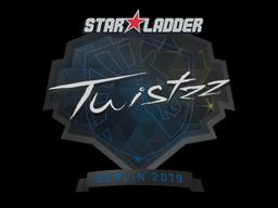 Sticker   Twistzz   Berlin 2019