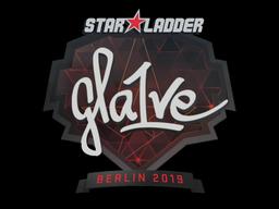 Sticker   gla1ve   Berlin 2019