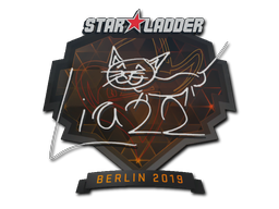 Sticker   Liazz   Berlin 2019