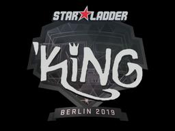 Sticker | kNgV- | Berlin 2019