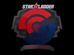 Sticker | Syman Gaming | Berlin 2019