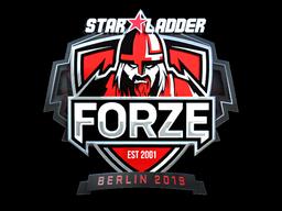 Sticker   forZe eSports (Foil)   Berlin 2019