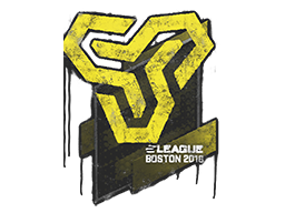 Sealed Graffiti   Space Soldiers   Boston 2018