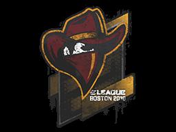 Sealed Graffiti | Renegades | Boston 2018