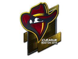 Sticker   Renegades (Foil)   Boston 2018