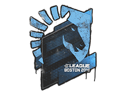 Sealed Graffiti | Team Liquid | Boston 2018
