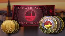 2021 PGL Stockholm Stickers